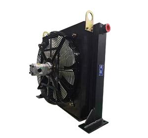 甘蔗收获机械用液压油散热器
