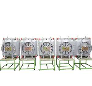 液压张力机用液压油散热器