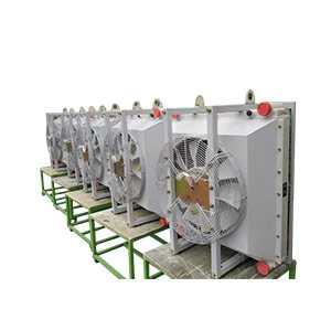 液压牵引力用液压油散热器
