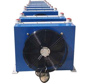 喷浆台车用液压油散热器