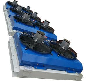 液壓錘用液壓油冷卻器