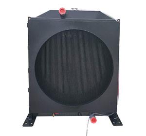 拆爐機用水箱散熱器