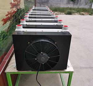 液压动力站用液压油散热器