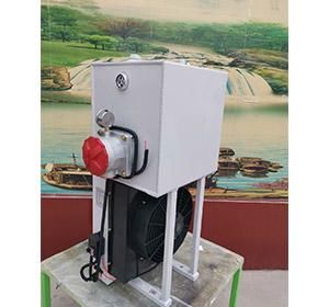 青储机用50升液压油散热器