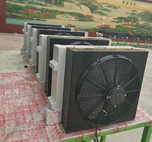 噴漿車用風冷卻器