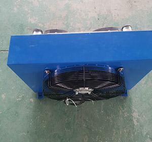 护栏打桩机用风冷却器