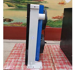 收获机械用液压油散热器