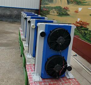 农业机械用液压油散热器
