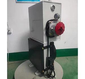 青饲料收储机用液压油散热器
