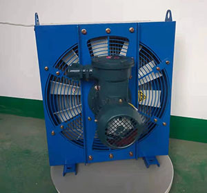石油机械用风冷却器
