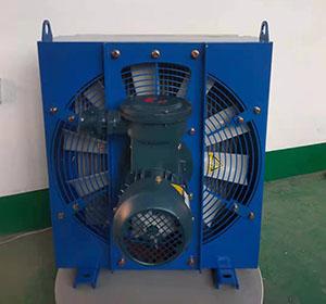 石油机械用液压油散热器