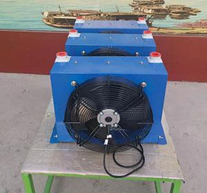 免烧砖机用液压油散热器