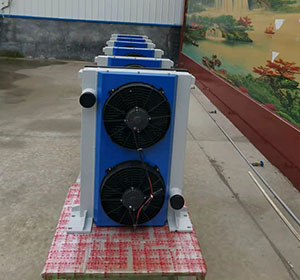 辣椒机械用液压油散热器