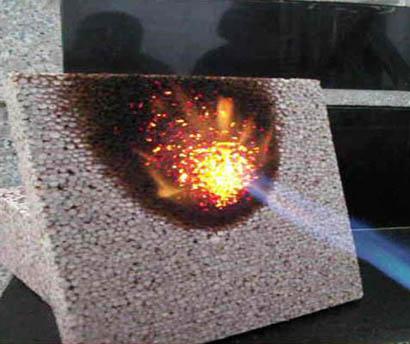 新型防火材料真金板
