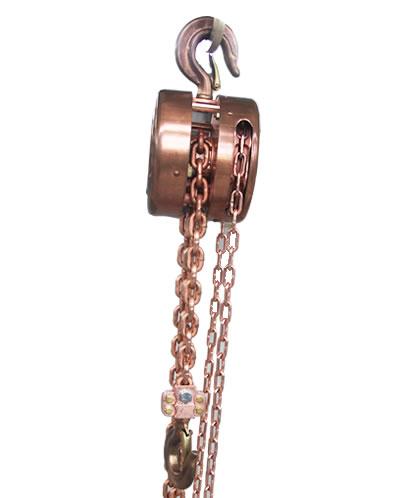 【厂家】DHBT防爆环链电动葫芦的优越性 防爆手拉葫芦的安全性