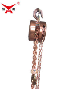 防爆铍铜手拉葫芦