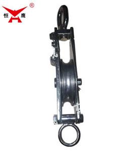 不锈钢单轮滑车