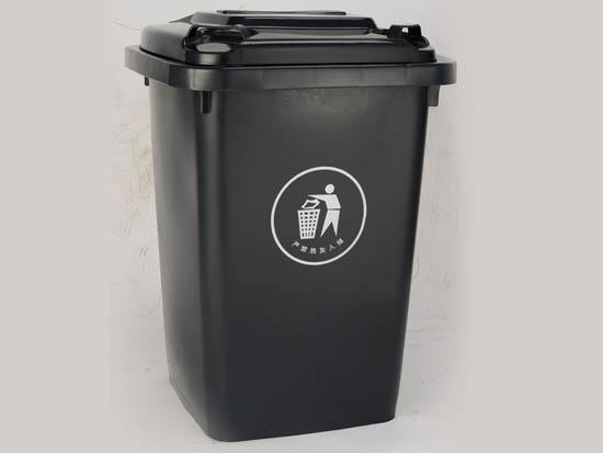 加厚50L垃圾桶