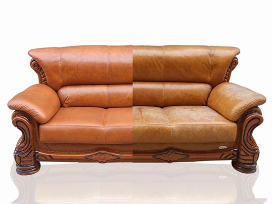 皮具沙发翻新