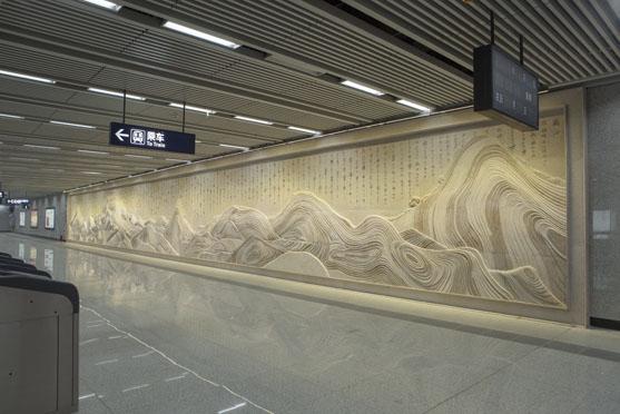 【揭秘】专业制作铜雕塑厂家,专业技术保障值得信赖 铜浮雕为您国画山水之美