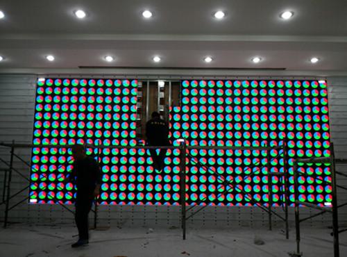 【原创】关LED显示屏选购方法介绍 洛阳LED显示屏的的挑选的方法介绍