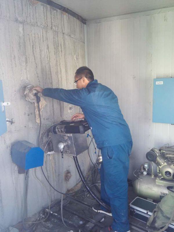 燃煤锅炉废气