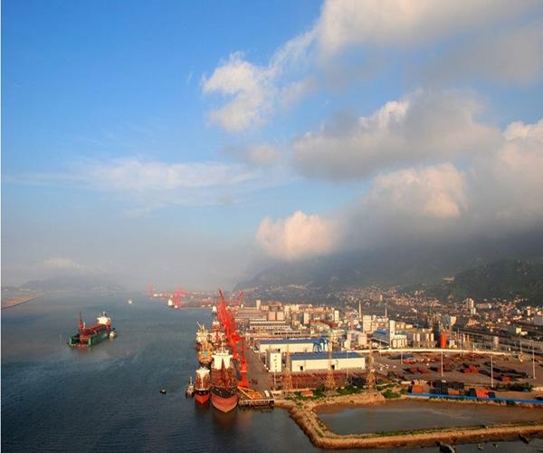 荆州港口物流的特点