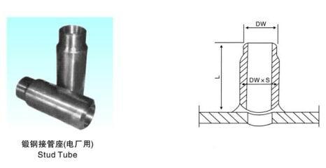 锻钢接管座(电厂用)