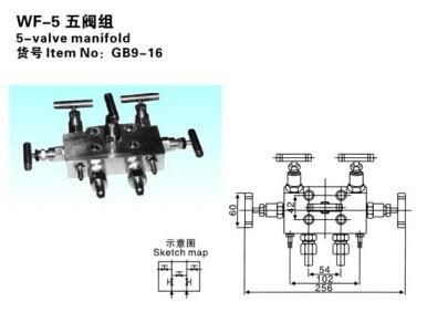 WF-5五阀组