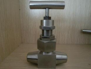 J61W-160P高温高压不锈钢焊接针型阀