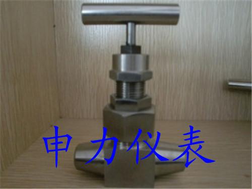 J61W-160P不锈钢焊接针型阀