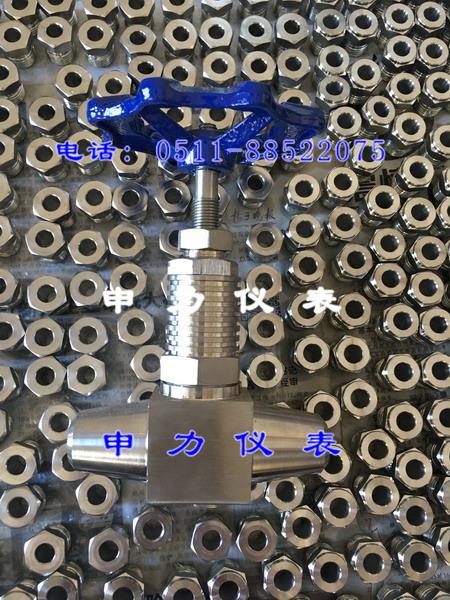 对焊式高温高压截止阀