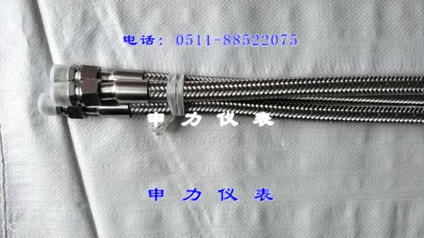 304护套金属软管
