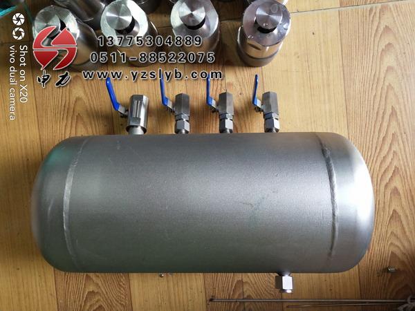 储气分配器
