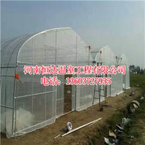 玻璃日光温室