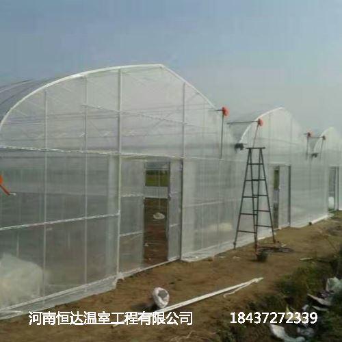 日光温室建设