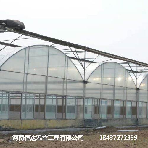 现代日光温室