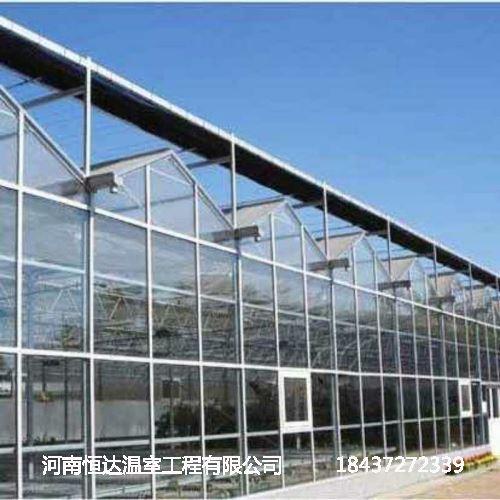 玻璃温室成本