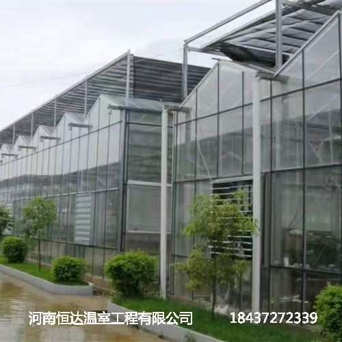 玻璃大棚温室