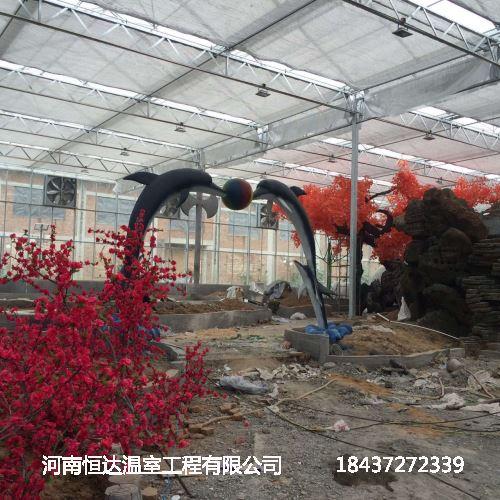 花卉养殖大棚骨架