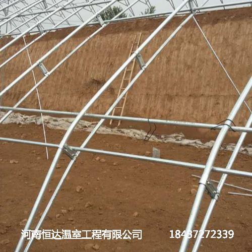 简易温室大棚建设