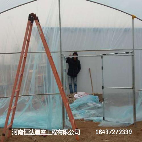 玻璃温室大棚骨架