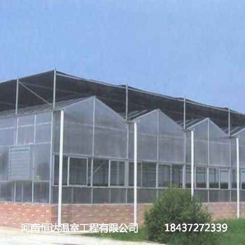 玻璃温室大棚建设