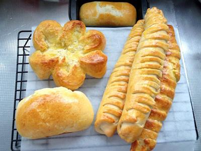 面包培训学校