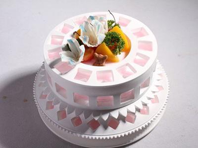 石家庄裱花蛋糕培训