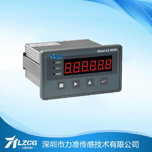 通用测力显示控制仪表LZ-801E