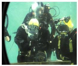 武汉水下安装作业