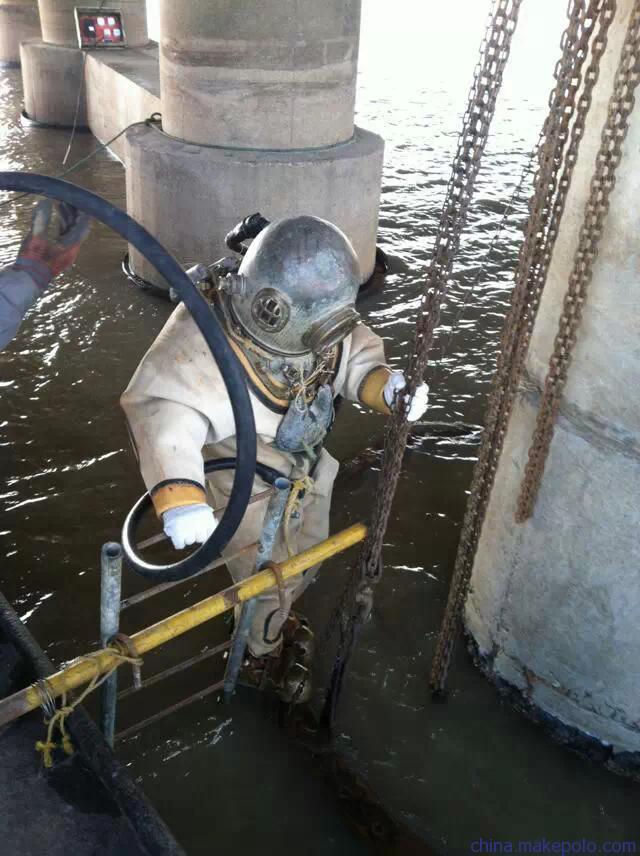 武汉水下切割钢护筒