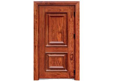 昆明木质防盗门
