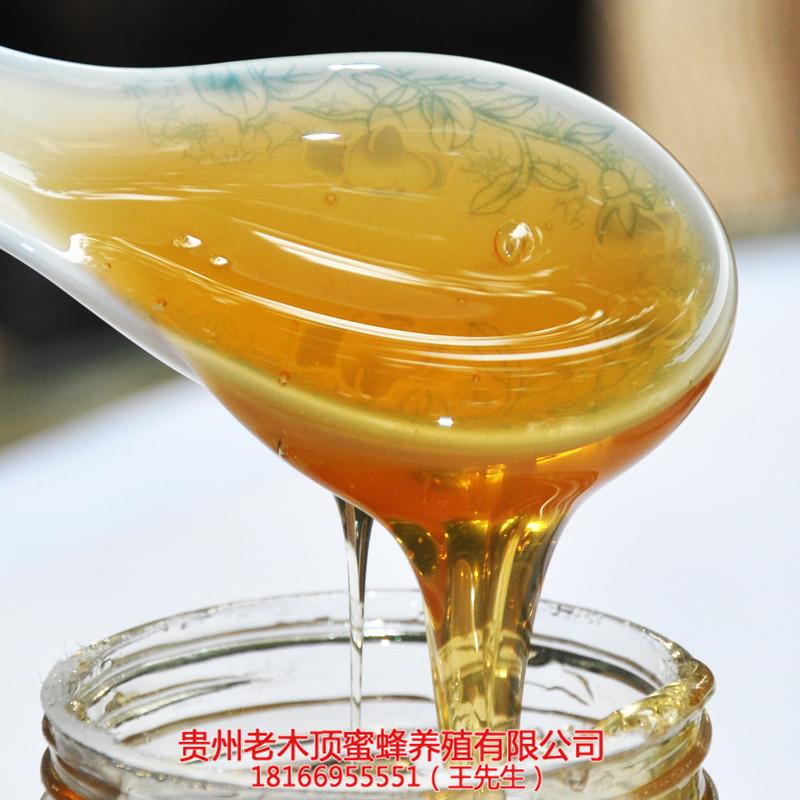 六盘水土蜂蜜出售